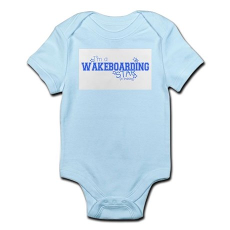 Wakeboarding star Infant Creeper