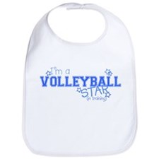 Volleyball star Bib