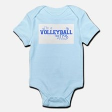 Volleyball star Infant Creeper