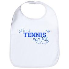 Tennis star Bib