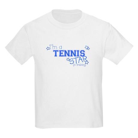 Tennis star Kids T-Shirt