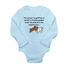 Closest to Murder Baby Suit