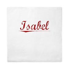 Isabel, Vintage Red Queen Duvet