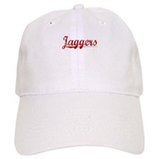 Jaggers, Vintage Red Baseball Cap