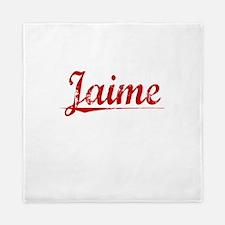 Jaime, Vintage Red Queen Duvet