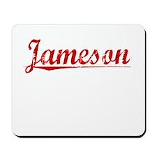 Jameson, Vintage Red Mousepad