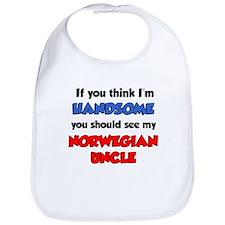 Handsome Norwegian Uncle Bib