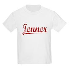 Jenner, Vintage Red T-Shirt