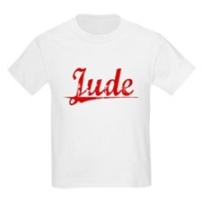 Jude, Vintage Red T-Shirt
