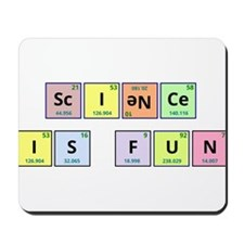 Science is Fun Mousepad