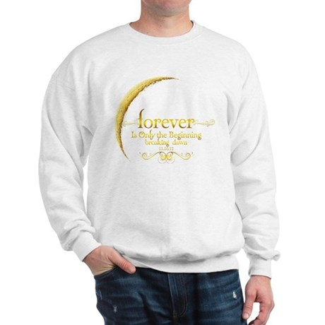 Dated Forever is Only the Beginning Sweatshirt