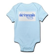 Skydiving star Infant Creeper