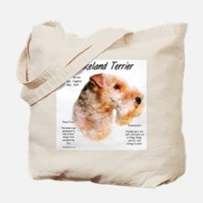 Lakeland Terrier  Tote Bag