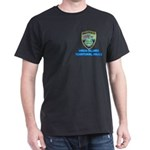 Virgin Islands Police Black T-Shirt
