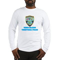 Virgin Islands Police Long Sleeve T-Shirt