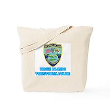 Virgin Islands Police Tote Bag