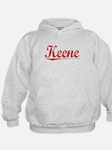 Keene, Vintage Red Hoodie
