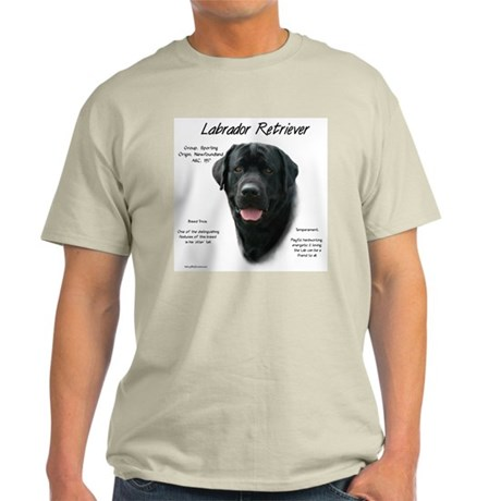 Black Lab Light T-Shirt