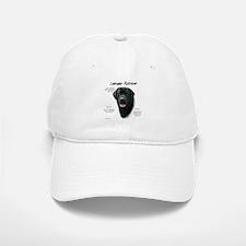 Black Lab Baseball Baseball Cap