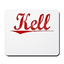 Kell, Vintage Red Mousepad
