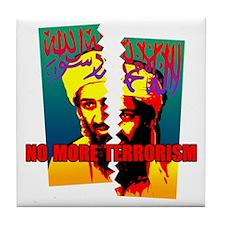 Terrorism Tile Coaster
