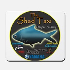 Shad Taxi Sponsors Mousepad