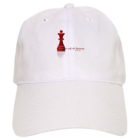 Forever is only the Beginning Chess Cap