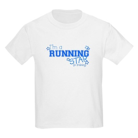 Running star Kids T-Shirt