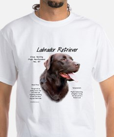 Chocolate Lab Shirt