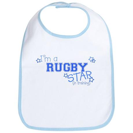 Rugby star Bib
