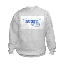 Rugby star Sweatshirt