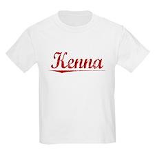 Kenna, Vintage Red T-Shirt
