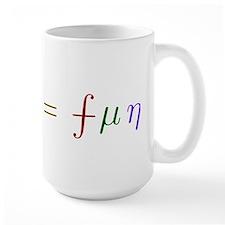 Math is Fun Mug