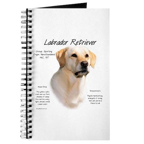 Yellow Lab Journal