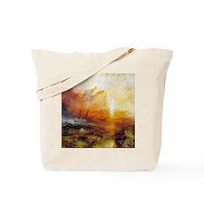 Slave Ship by Turner Tote Bag