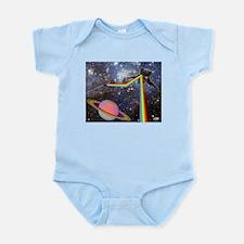 Space Cat Infant Bodysuit
