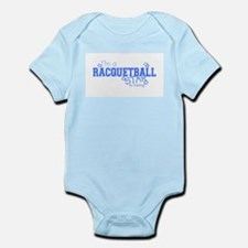 Racquetball star Infant Creeper