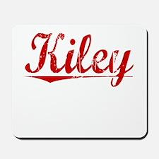 Kiley, Vintage Red Mousepad