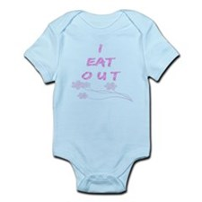 I Eat Out Shirt (For both dark and light colors) I