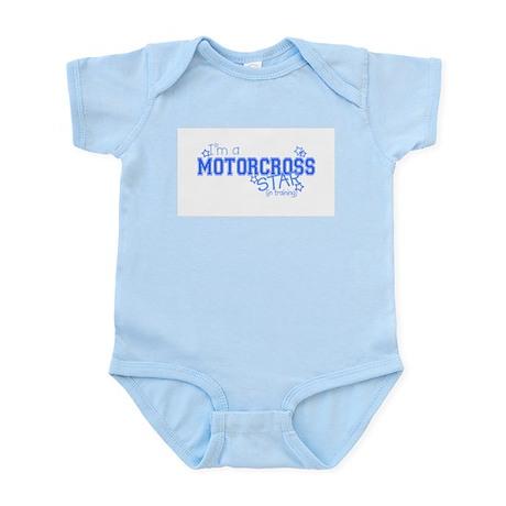 Motorcross star Infant Creeper