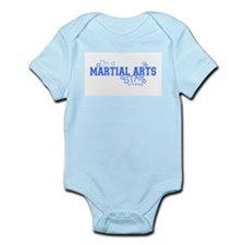 Martial Arts star Infant Creeper