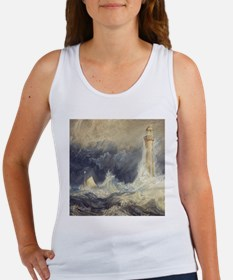 Bell Rock Lighthouse by Turner Women's Tank Top
