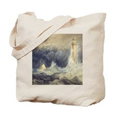 Bell Rock Lighthouse by Turner Tote Bag