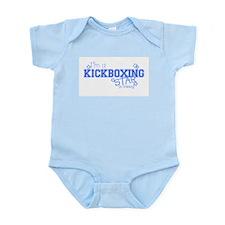 Kickboxing star Infant Creeper