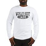 World's Best Zadie Long Sleeve T-Shirt
