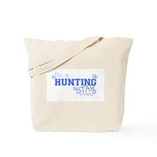 Hunting star Tote Bag