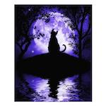 "Rosalies Moon 16""x20"" Print"