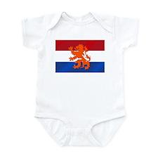 Holland Lion Infant Bodysuit