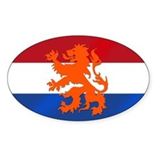 Holland Lion Decal