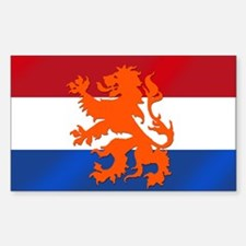 Holland Lion Stickers